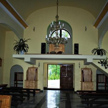 Cerkiew w Polańczyku