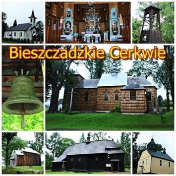 Bieszczadzkie Cerkwie cz. 1 - zdjęcie