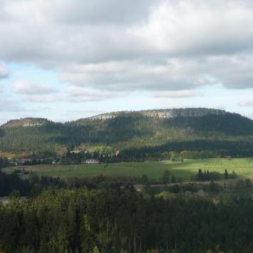 Góry Stołowe - zdjęcie