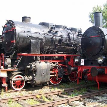 Muzeum Przemysłu i Kolejnictwa w Jaworzynie - zdjęcie