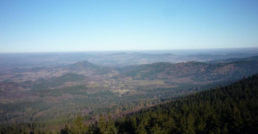 Góry Kaczawskie i Rudawy Janowickie - zdjęcie