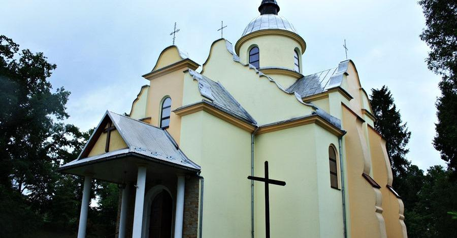 Cerkiew w Olszanicy - zdjęcie