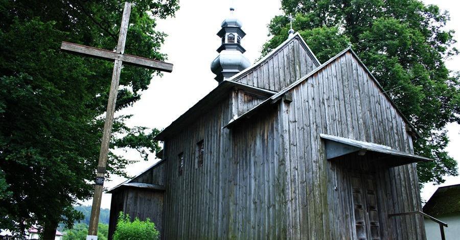 Cerkiew w Orelcu - zdjęcie