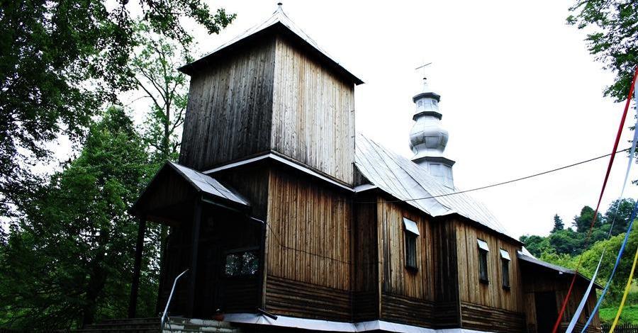 Cerkiew w Rudence - zdjęcie