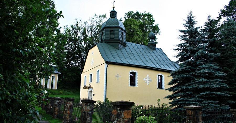 Cerkiew w Ustrzykach Dolnych - zdjęcie
