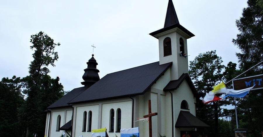 Sanktuarium w Polańczyku - zdjęcie