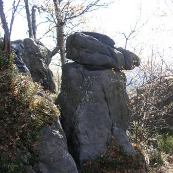 Góry Stołowe, Urwisko Batorowskie