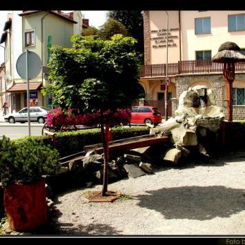 Żywiec-przed Karczmą Żywiecką, Vincci