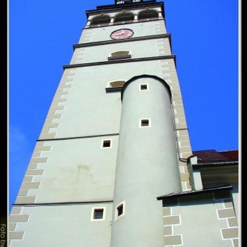 Żywiec-wieża Kościoła Kartedralnego, Vincci