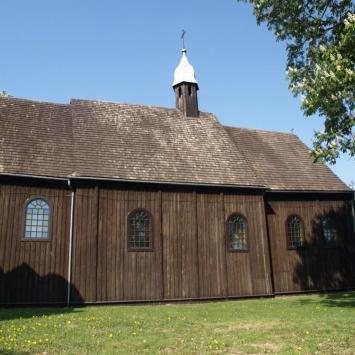 Kościoły okolic Wielunia - zdjęcie