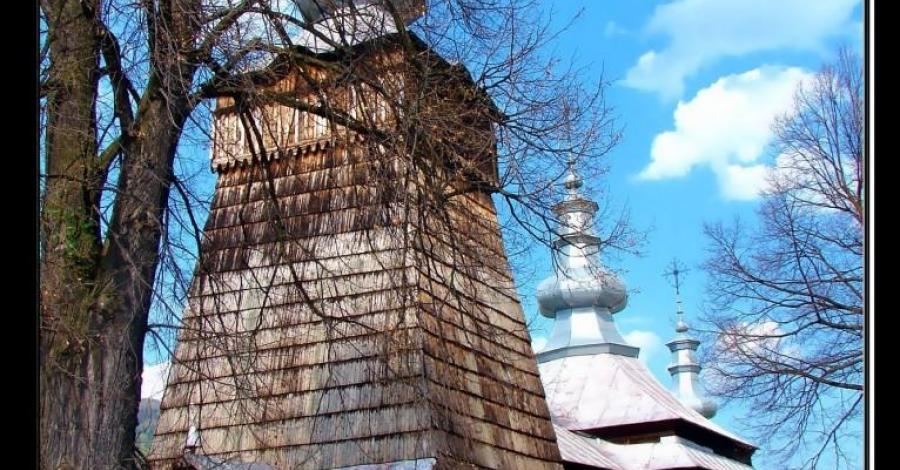 Cerkiew w Szczawniku, Vincci