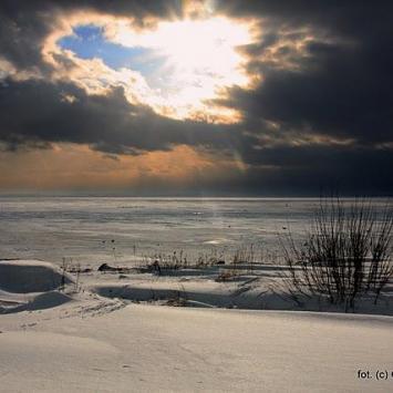 Rowerem nad Zatoką - zdjęcie