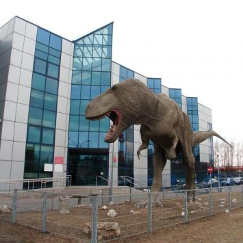 Muzeum Nauk o Ziemi i Dinozaur w Sosnowcu