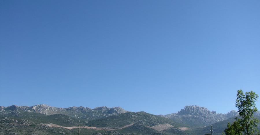 Przełęcz Mali Alan - zdjęcie