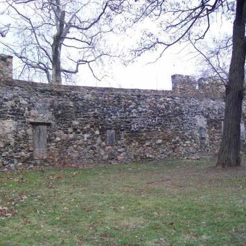 Mury miejskie w Strzegomiu