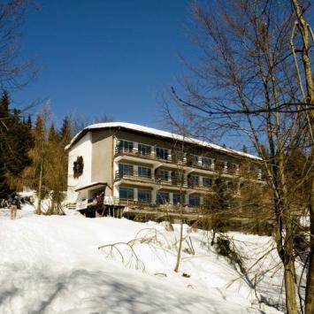 IX Rajd narciarsko-pieszy Przysłop 17-03-2012
