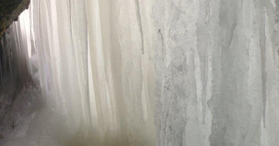Grota Komonieckiego - Beskid Mały - zdjęcie