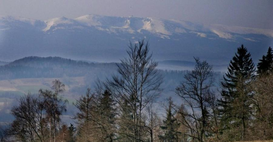 Góry Kaczawskie - zdjęcie