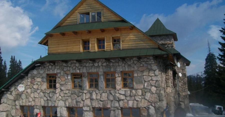 Schronisko Murowaniec w Tatrach - zdjęcie