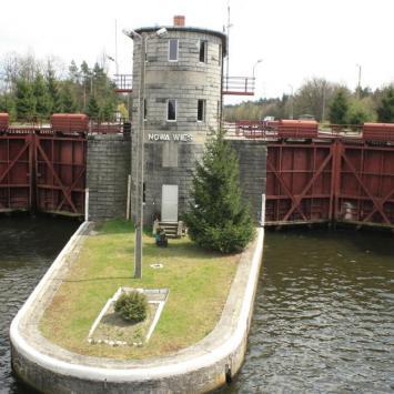 Kanał Gliwicki - spotkanie hydrotechniki z wiosną - zdjęcie