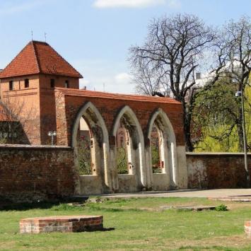 pozostałości po kościele św. Mikołaja, toja1358