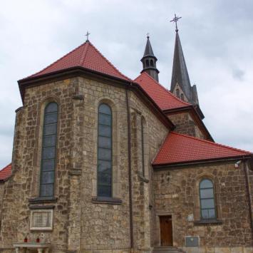 Kościół w Dobczycach