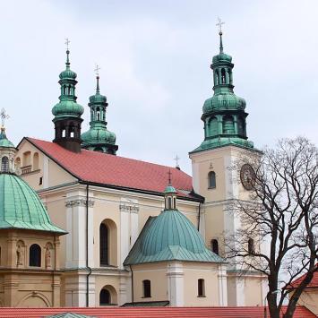 Sanktuarium w Kalwarii Zebrzydowskiej - zdjęcie