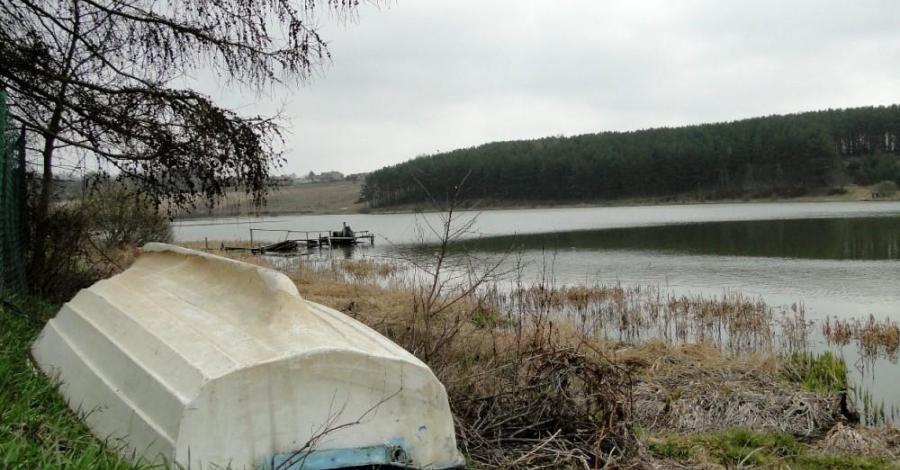 Jezioro Wysockie - zdjęcie