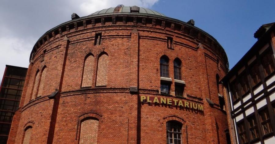 Planetarium w Toruniu - zdjęcie