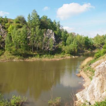 Rezerwat Kadzielnia w Kielcach, Tadeusz Walkowicz