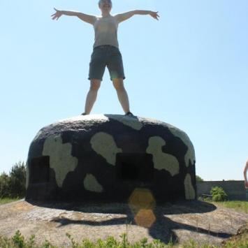 Obszar Warowny Śląsk: Pozycja Kozłowa Góra i Grupa Bojowa Wesoła - zdjęcie