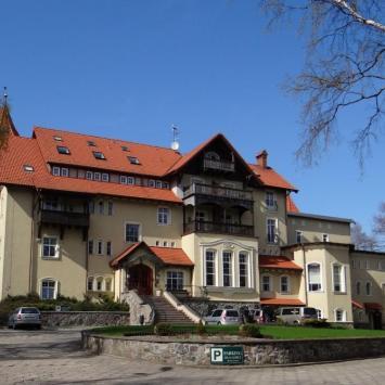 Łeba, Hotel Jantar, toja1358