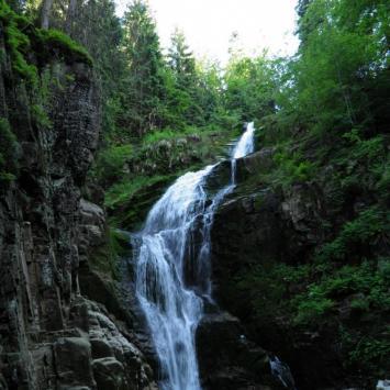 Wodospad Kamieńczyka, marian