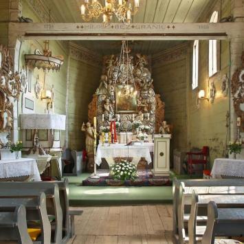 Kościół w Jabłkowie, Anna Piernikarczyk