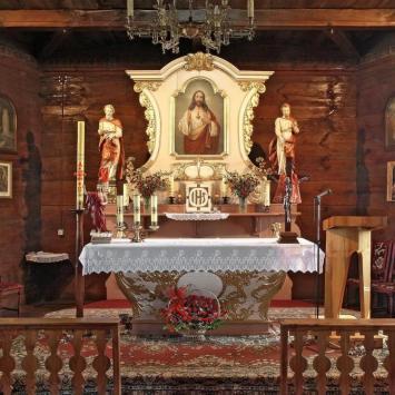 Kościół w Rejowcu, Anna Piernikarczyk