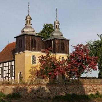 Kościół w Skokach, Anna Piernikarczyk