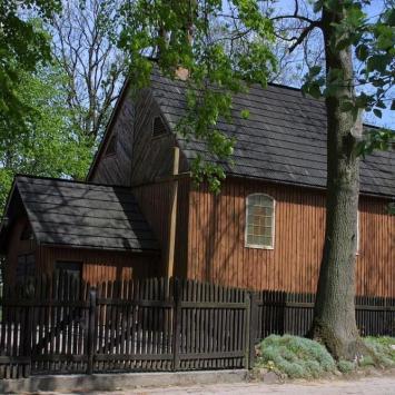 Kościół w Węglewie, Anna Piernikarczyk