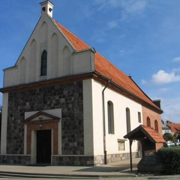 Kościół Św. Jakuba w Murowanej Goślinie