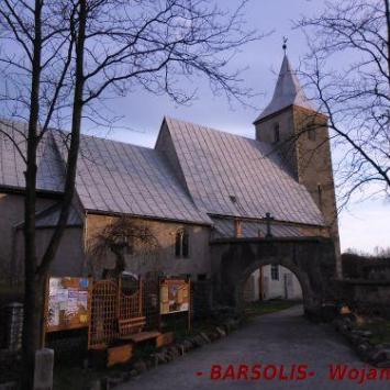 Kościół Wniebowzięcia NPM w Wojanowie