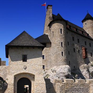 Zamek w Bobolicach, Anna Piernikarczyk