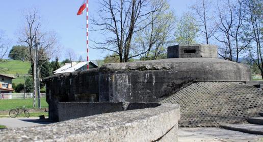 Forty w Węgierskiej Górce - zdjęcie