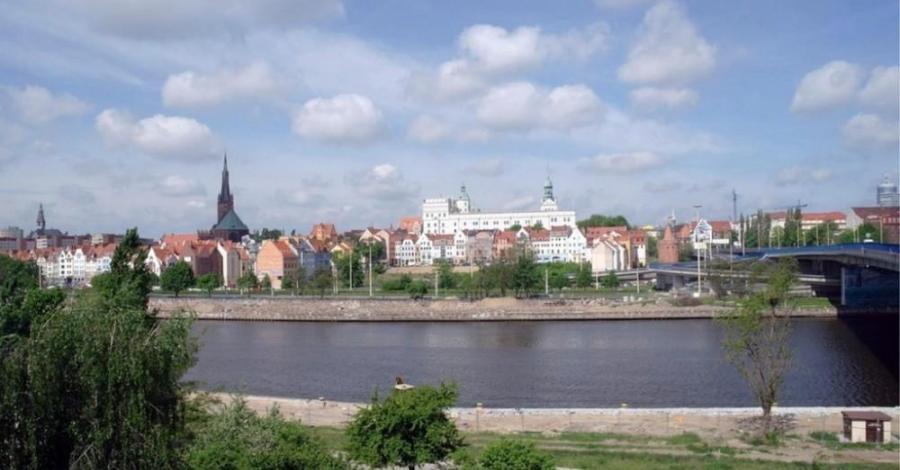 Z Łasztowni na Zamek - Złoty Szlak cz. 1 - Szczecin - zdjęcie