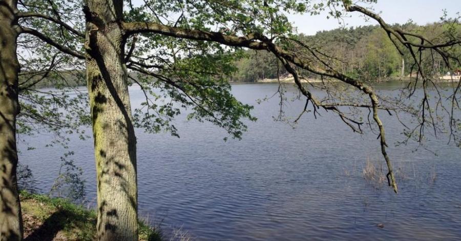 Jezioro Głębokie w Szczecinie - zdjęcie