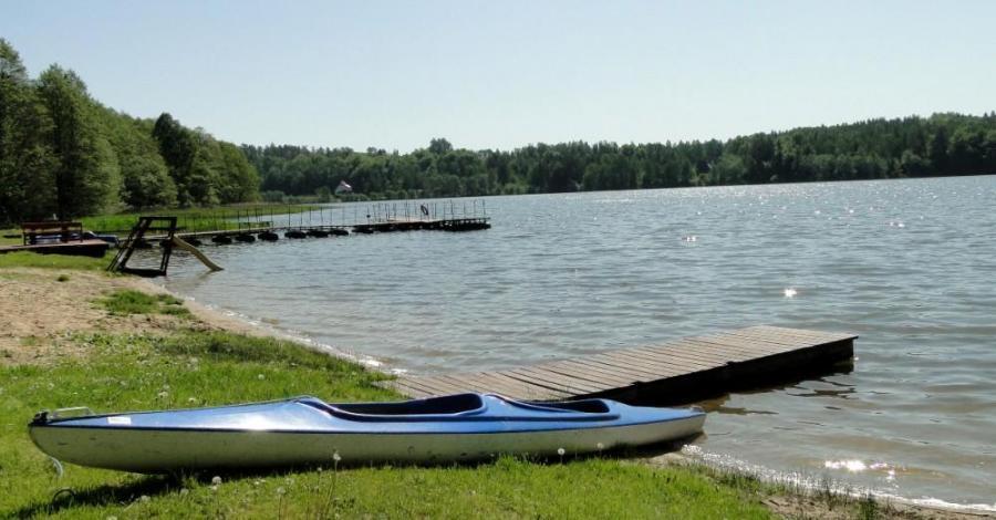 Jezioro Węgorzyno - zdjęcie