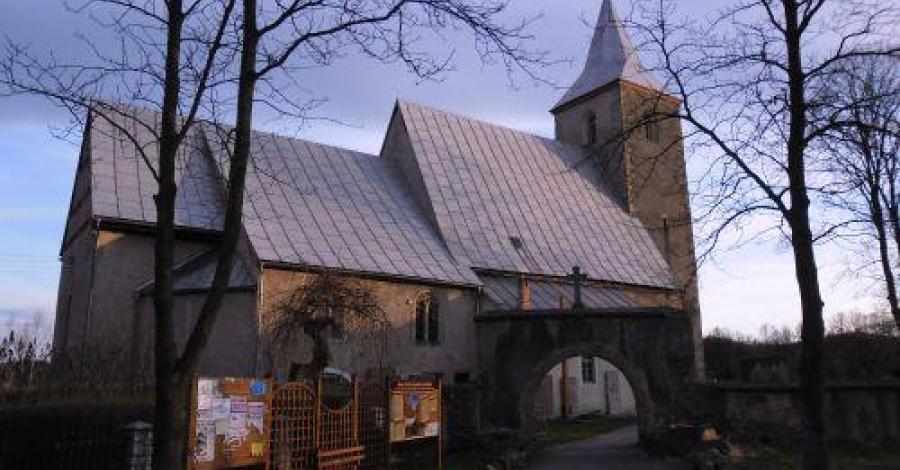 Kościół w Wojanowie, Barsolis Karol Turysta Kulturowy