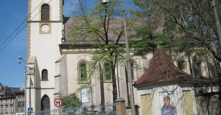 Kościół w Mysłowicach, Roman Świątkowski