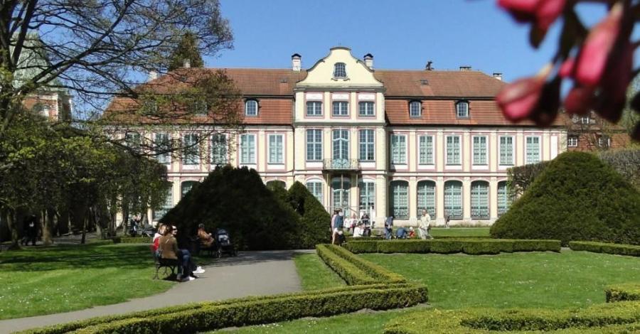 Pałac Opatów w Gdańsku - zdjęcie