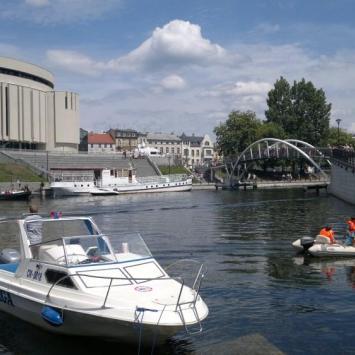 Most Miłości w Bydgoszczy