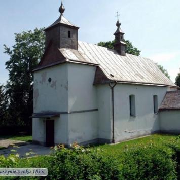 Cerkiew w Czaszynie