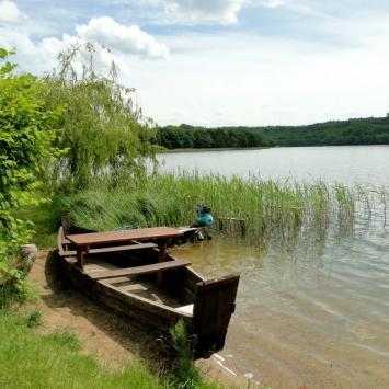 Jezioro Ostrzyckie - zdjęcie